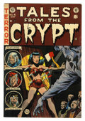 Golden Age (1938-1955):Horror, Tales From the Crypt #41 (EC, 1954) Condition: FN-....