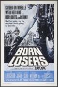 """Movie Posters:Action, Born Losers (American International, 1967). One Sheet (27"""" X 41"""").Action.. ..."""