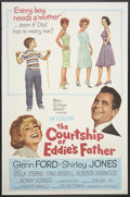 """Movie Posters:Comedy, The Courtship of Eddie's Father (MGM, 1963). One Sheet (27"""" X 41""""). Comedy.. ..."""