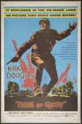 """Movie Posters:War, Paths of Glory (United Artists, 1958). One Sheet (27"""" X 41""""). War....."""