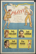 """Movie Posters:Comedy, Phffft (Columbia, 1954). One Sheet (27"""" X 41""""). Comedy.. ..."""