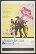 """Movie Posters:Adventure, A High Wind in Jamaica (20th Century Fox, 1965). One Sheet (27"""" X41""""). Adventure.. ..."""