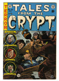 Golden Age (1938-1955):Horror, Tales From the Crypt #42 (EC, 1954) Condition: FN+....