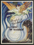 Movie Posters:Adventure, The Thief of Bagdad (United Artists, 1924). Program (MultiplePages). Adventure. Starring Douglas Fairbanks, Julanne Johnsto...
