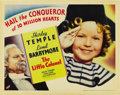 "Movie Posters:Musical, The Little Colonel (Fox, 1935). Half Sheet (22"" X 28""). ..."