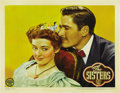 "Movie Posters:Drama, The Sisters (Warner Brothers, 1938). Lobby Cards (2) (11"" X 14"").... (Total: 2 Items)"