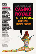 "Movie Posters:James Bond, Casino Royale (Columbia, 1967). One Sheet (27"" X 41""). ..."