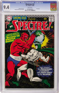 Silver Age (1956-1969):Horror, Showcase #61 The Spectre (DC, 1966) CGC NM 9.4 White pages....