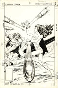 Original Comic Art:Covers, Jan Duursema - Wonder Woman #294 Unused Cover Original Art (DC, 1982). ...