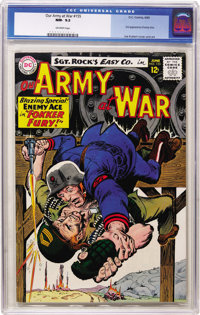 Our Army at War #155 (DC, 1965) CGC NM- 9.2 Off-white pages