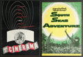 Movie Posters:Documentary, Cinerama Lot (Cinerama Releasing, 1952-1958). Programs (2) (Multiple Pages). Documentary. Included in this lot are program... (Total: 2)