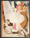 Movie Posters:Drama, Grand Hotel (MGM, 1932). Program (Multiple Pages). Drama. Starring Greta Garbo, John Barrymore, Joan Crawford, Wallace Beery...
