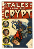 Golden Age (1938-1955):Horror, Tales From the Crypt #43 (EC, 1954) Condition: VF-....
