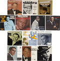Music Memorabilia:Recordings, Frank Sinatra Picture Sleeves From Around the World Group of 13(1960s-70s).... (Total: 13 Items)