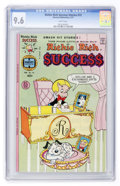 Bronze Age (1970-1979):Cartoon Character, Richie Rich Success Stories #72 File Copy (Harvey, 1977) CGC NM+9.6 White pages....