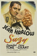 "Movie Posters:Drama, Suzy (MGM, 1936). One Sheet (27"" X 41"").. ..."