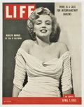 "Movie Posters:Miscellaneous, Marilyn Monroe News Stand Poster (Life Magazine, 1952). Poster(26.5"" X 34"").. ..."