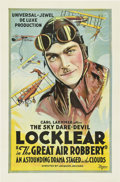 "Movie Posters:Adventure, The Great Air Robbery (Universal, 1919). One Sheet (27"" X 41"")....."