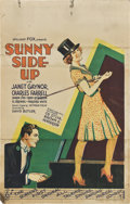 """Movie Posters:Comedy, Sunny Side Up (Fox, 1929). Window Card (14"""" X 22"""").. ..."""