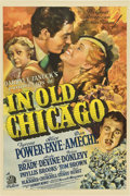 "Movie Posters:Drama, In Old Chicago (20th Century Fox, 1937). One Sheet (27"" X 41"")....."