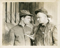 "Wallace Beery in ""The Big House"" (MGM, 1930). Stills (2) (8"" X 10""). ... (Total: 2 Items)"