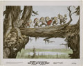 """Movie Posters:Animated, Snow White and the Seven Dwarfs (RKO, 1937). Color-Glos Stills (2)(8"""" X 10"""").. ... (Total: 2 Items)"""