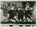 "Movie Posters:Comedy, Three Stooges Lot (Columbia, 1930s). Stills (3) (8"" X 10"").. ...(Total: 3 Items)"