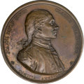 Betts Medals, 1779 John Paul Jones Comitia Americana Medal AU58 Minor VerdigrisUncertified....