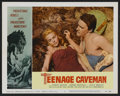 "Movie Posters:Science Fiction, Teenage Caveman (American International, 1958). Lobby Card Set of 8(11"" X 14""). Science Fiction.. ... (Total: 8 Items)"