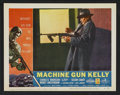 "Movie Posters:Crime, Machine Gun Kelly (American International, 1958). Lobby Card Set of8 (11"" X 14""). Crime.. ... (Total: 8 Items)"