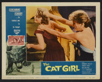 "The Cat Girl (American International, 1957). Lobby Card Set of 8 (11"" X 14""). Horror. ... (Total: 8 Items)"