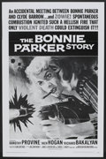 "Movie Posters:Crime, The Bonnie Parker Story (American International, 1958 &R-1968). One Sheet (27"" X 41"") and Lobby Cards (2) (11"" X 14"").Crim... (Total: 3 Items)"