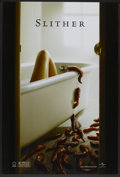 """Movie Posters:Horror, Slither (Universal, 2006). One Sheet (27"""" X 40"""") DS. Horror.. ..."""