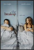 """Movie Posters:Comedy, The Break-Up Lot (Universal, 2006). One Sheets (2) (27"""" X 40"""") DS. Comedy.. ... (Total: 2 Items)"""