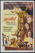 """Movie Posters:Horror, The Haunted Palace (American International, 1963). One Sheet (27"""" X 41""""). Horror.. ..."""