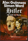 "Movie Posters:War, Hitler: The Last Ten Days (MGM, 1973). British One Sheet (27"" X40"") Flat Folded. War.. ..."
