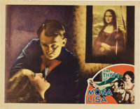 "The Theft of the Mona Lisa (Warner Brothers, 1931). Lobby Card (11"" X 14"")"