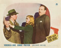 "Movie Posters:Film Noir, This Gun for Hire (Paramount, 1942). Lobby Cards (2) (11"" X 14"")..... (Total: 2 Items)"
