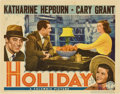 """Movie Posters:Comedy, Holiday (Columbia, 1938). Lobby Card (11"""" X 14"""").. ..."""