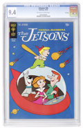 Bronze Age (1970-1979):Cartoon Character, The Jetsons #36 File Copy (Gold Key, 1970) CGC NM 9.4 Off-white towhite pages....