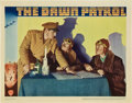 "Movie Posters:War, The Dawn Patrol (Warner Brothers, 1938). Lobby Card (11"" X 14"").. ..."