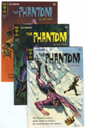 Silver Age (1956-1969):Adventure, Phantom Group (Gold Key/King, 1965-67) Condition: Average VF+.... (Total: 9 Comic Books)