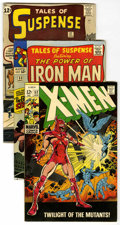 Silver Age (1956-1969):Superhero, Marvel Silver and Bronze Age Superhero Group (Marvel, 1963-77) Condition: Average VG+.... (Total: 33 Comic Books)