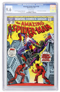 Bronze Age (1970-1979):Superhero, The Amazing Spider-Man #136 (Marvel, 1974) CGC NM+ 9.6 Off-white pages....