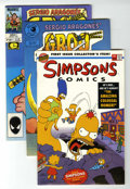 Modern Age (1980-Present):Miscellaneous, Miscellaneous Modern Age Humor Comics Group (Various Publishers, 1990s) Condition: Average VF/NM.... (Total: 13 Comic Books)