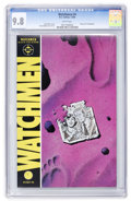 Modern Age (1980-Present):Superhero, Watchmen #4 (DC, 1986) CGC NM/MT 9.8 White pages....