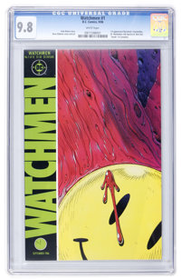 Watchmen #1 (DC, 1986) CGC NM/MT 9.8 White pages