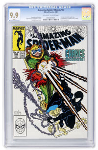 The Amazing Spider-Man #298 (Marvel, 1988) CGC MT 9.9 Off-white to white pages
