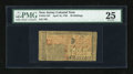 Colonial Notes:New Jersey, New Jersey April 16, 1764 30s PMG Very Fine 25....