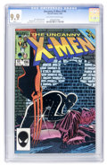 Modern Age (1980-Present):Superhero, X-Men #196 (Marvel, 1985) CGC MT 9.9 Off-white to white pages....